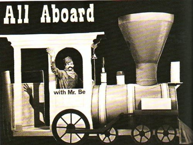 U0026quot All Aboard With Mr  Be U0026quot