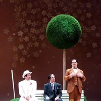 Holidays on Stage Although its technically not a holiday show, The Mikado feels like a late season gift.  The Gilbert & Sullivan classic has been given a look inspired by Japanese animation. It runs from Jan 14-Jan 18.