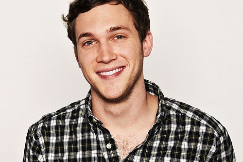 American Idol winner Phillip Phillips