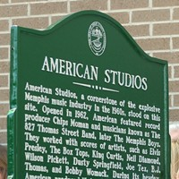 American Sound Studios Historic Marker Ceremony  Dan Ball
