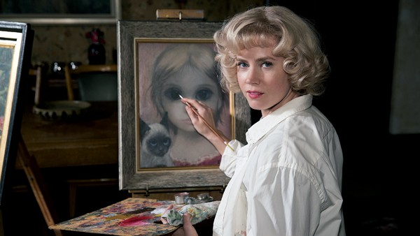 Amy Adams as Margaret Keane in Big Eyes