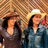 Amy LaVere and Shannon McNally at the Hi-Tone Café