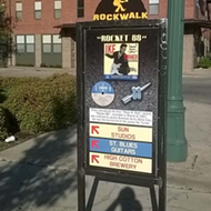"""""""Rockwalk"""" Way-finders Approved for Memphis Music"""
