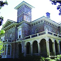Annesdale manor will soon play host to weddings and birthday parties.