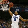 Memphis Blows Out the Terps, 89-70