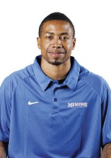 Antonio Anderson - COURTESY UNIVERSITY OF MEMPHIS