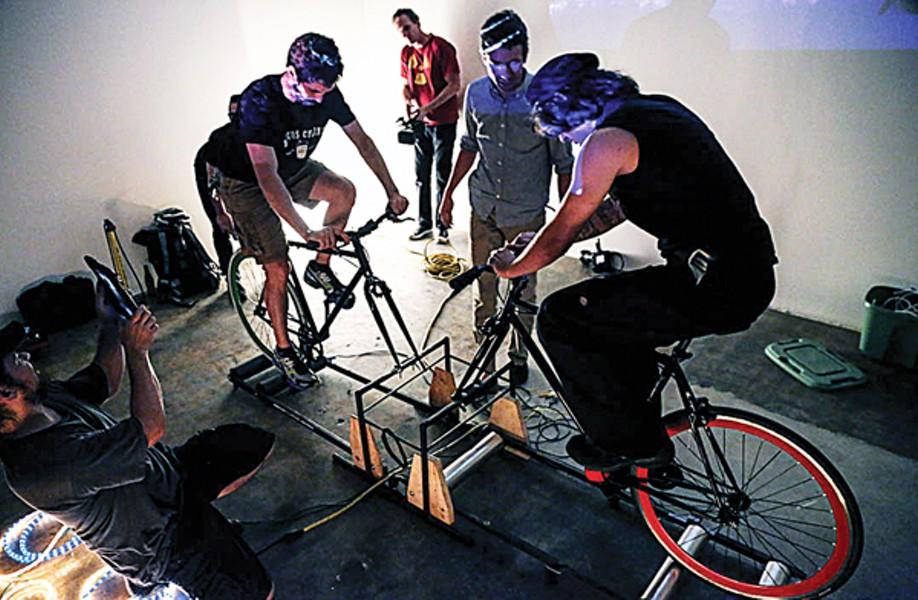 Art, music, races, and more at this year's Bikesploitation - VALIBUS.COM