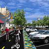 City Breaks Ground on Hampline Bike Path