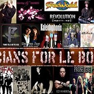 Artists Needed For Musicians For Le Bonheur Album