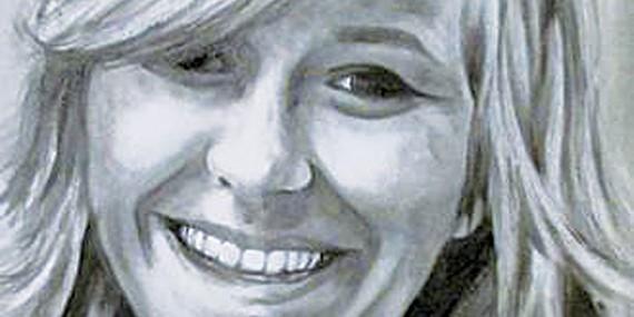 Ash portrait of Callie Kercher