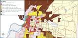 MAP COURTESY OF RICHARD JANIKOWSKI AND PHYLLIS BETTS