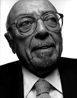 Atlantic Records founder Ahmet Ertegun