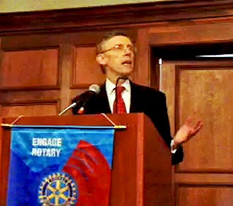 Attorney General Cooper at Rotary - JB