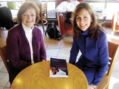 Authors Barbara Prescott and Lora Jobe - ERICA WALTERS