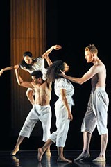 MATHIEU YOUNG - Ballet Memphis' The River Project