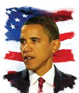 DREAMSTIME - Barack Obama