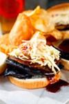 Barbecue Portobello Sandwich