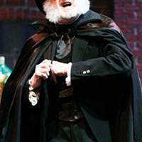Barry Fuller as Scrooge