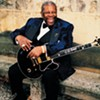 B.B. King to be Awarded Medal of Freedom