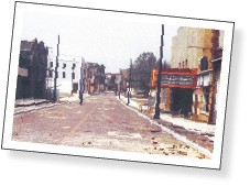 Beale Street in 1981