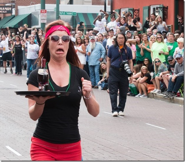 Beale Street Wine Race 2015