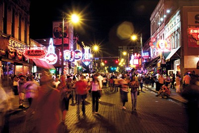Beale Street - DREAMSTIME.COM