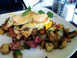 Beauty Shop Country Ham Hash