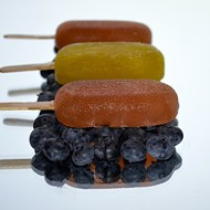 Beer Popsicles (!) at Art on Tap