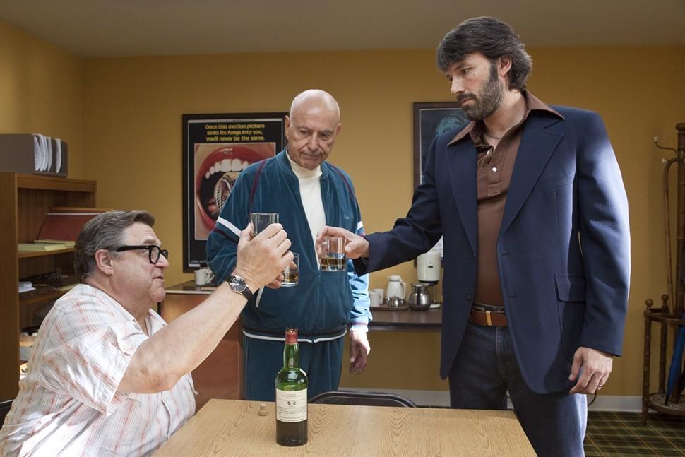 Ben Afflecks Argo tops the Southeastern Film Critics awards for 2012.