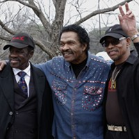 Take Me to the River at SXSW Ben Cauley, Bobby Rush, and Charles Hodges Alex Burden