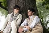 Ben Whishaw and Matthew Goode
