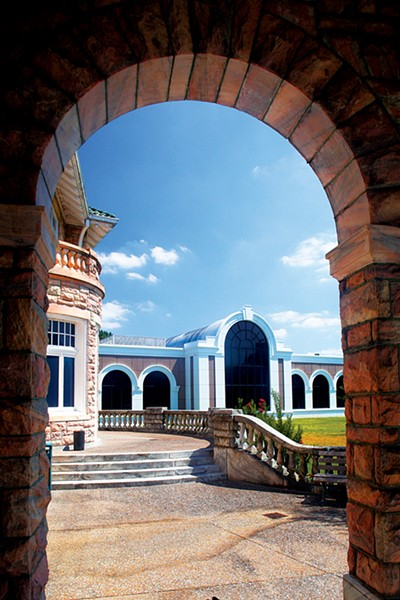 BEST MUSEUM: Pink Palace
