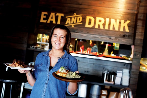 BEST NEW AMERICAN CUISINE: Local Gastropub