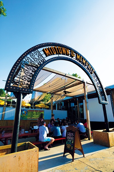 BEST PATIO: Chiwawa