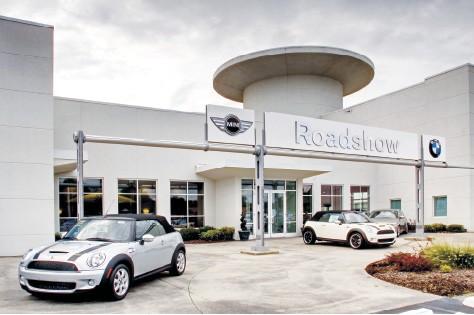 "Roadshow BMW/Mini, 1st place: ""Best Place To Buy a New Car"" - JUSTIN FOX BURKS"