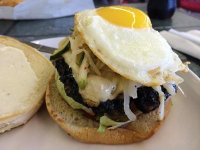 Bi Bim Bop Burger - STACEY GREENBERG