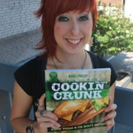 Bianca Phillips' <i>Cookin' Crunk: Eatin' Vegan in the Dirty South</i>
