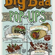 Big Bad Pop Ups: Street Food Pop Up Restaurants in Oxford