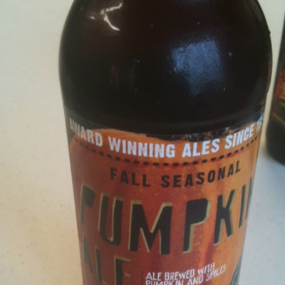 Pumpkin Beer!!!