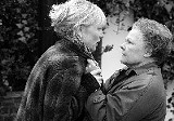 Blanchett and Dench in the clench