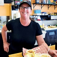 Blind Bear Brings Back Lunch Service; a Second Location for Lisa's Lunchbox.