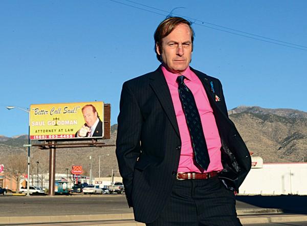 Bob Odenkirk stars in Better Call Saul