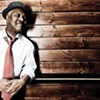 Booker T. Jones at the Shell