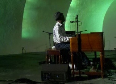 Booker T. Jones at the Levitt Shell