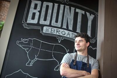 Bounty on Broad's Jackson Kramer - JUSTIN FOX BURKS