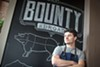 Bounty on Broad's Jackson Kramer