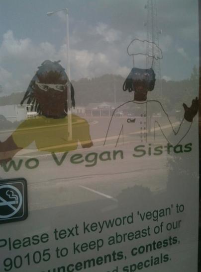 Two Vegan Sistas