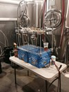 Brewing the Guitar Attack IPA