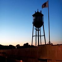 Broad Avenue water tower