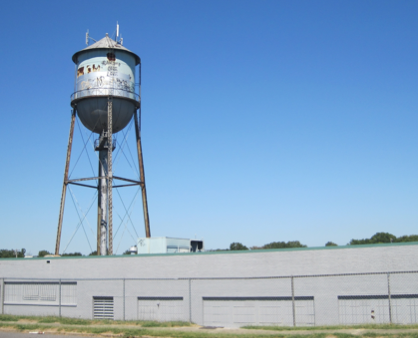 Broad Avenue water tower
